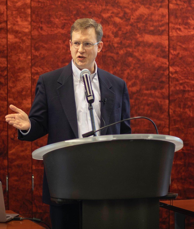Pete Ballard, Project Consultant, CTA