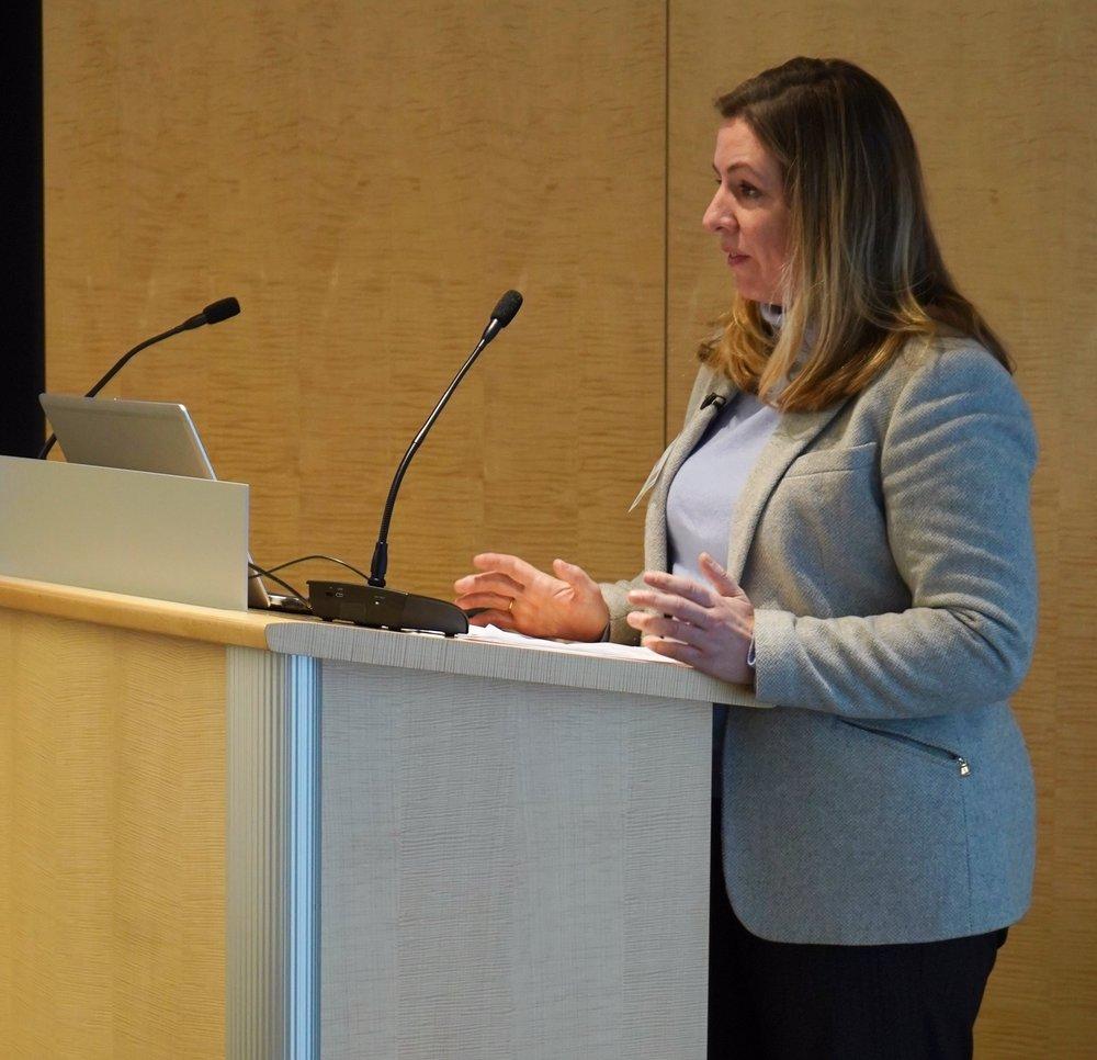 Natalia Mathura, Manager, Utility of the Future, Pepco
