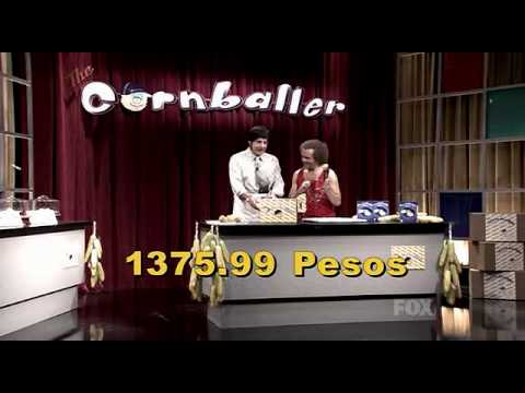 """"""" In fact, the Cornballer wasn't legal anywhere, but George Sr. continued to market it in Mexico, anyways."""" Image: YouTube."""