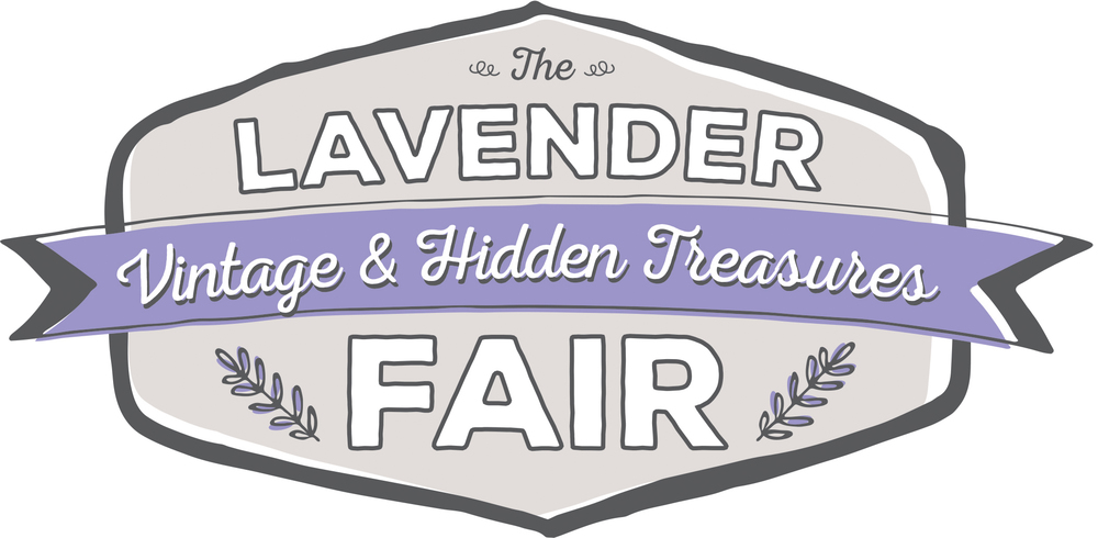 Lavender Fair event logo design, tickets, poster and intake forms by Bonnie Summerfeldt, an experienced graphic designer from Aurora, Ontario.