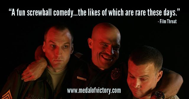 """""""A fun screwball comedy...the likes of which is rare these days."""" via @filmthreat #indiefilm"""