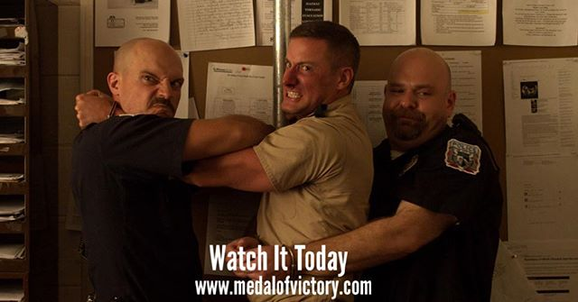 """Medal of Victory is deadpan over the top ridiculousness."" - @filmthreat. Watch it today. Link in bio! #indiefilm #filmmaking #comedymovie #cultmovies"
