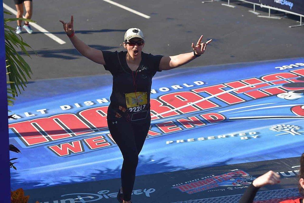 Disney World Marathon Weekend