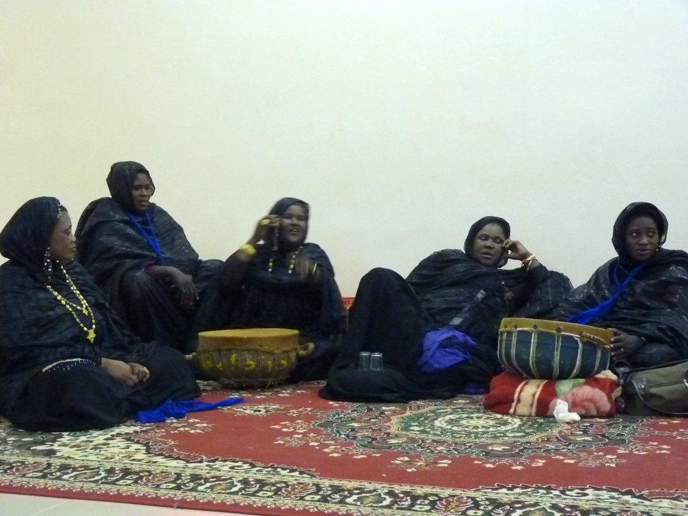 Mauritanian Singers