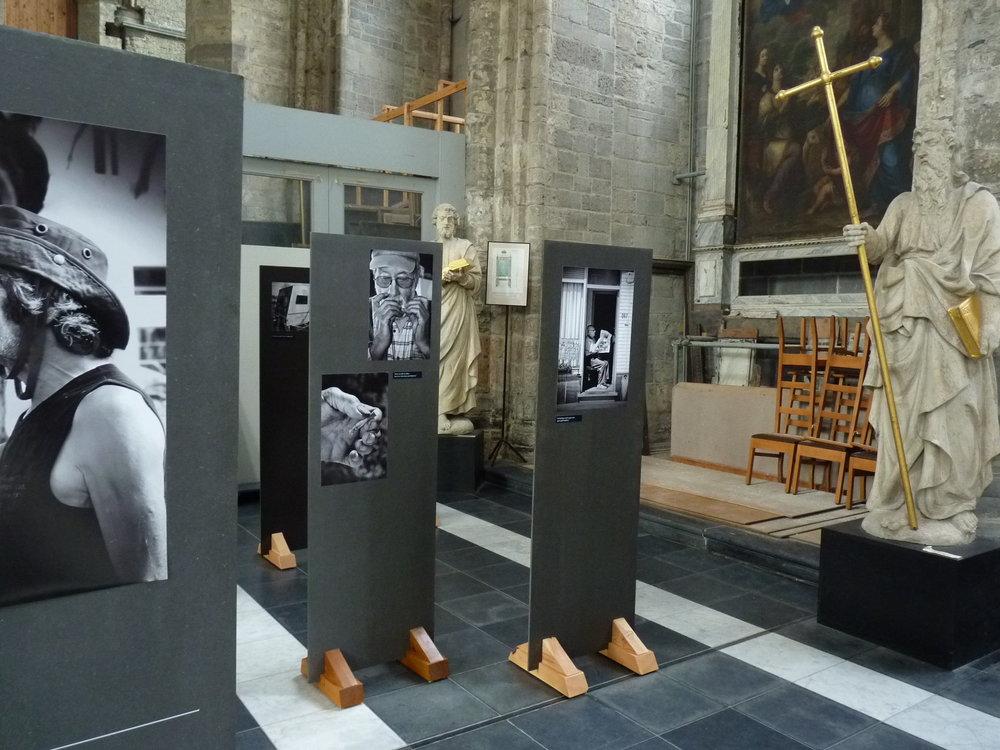 Contemporary Installation in a Church