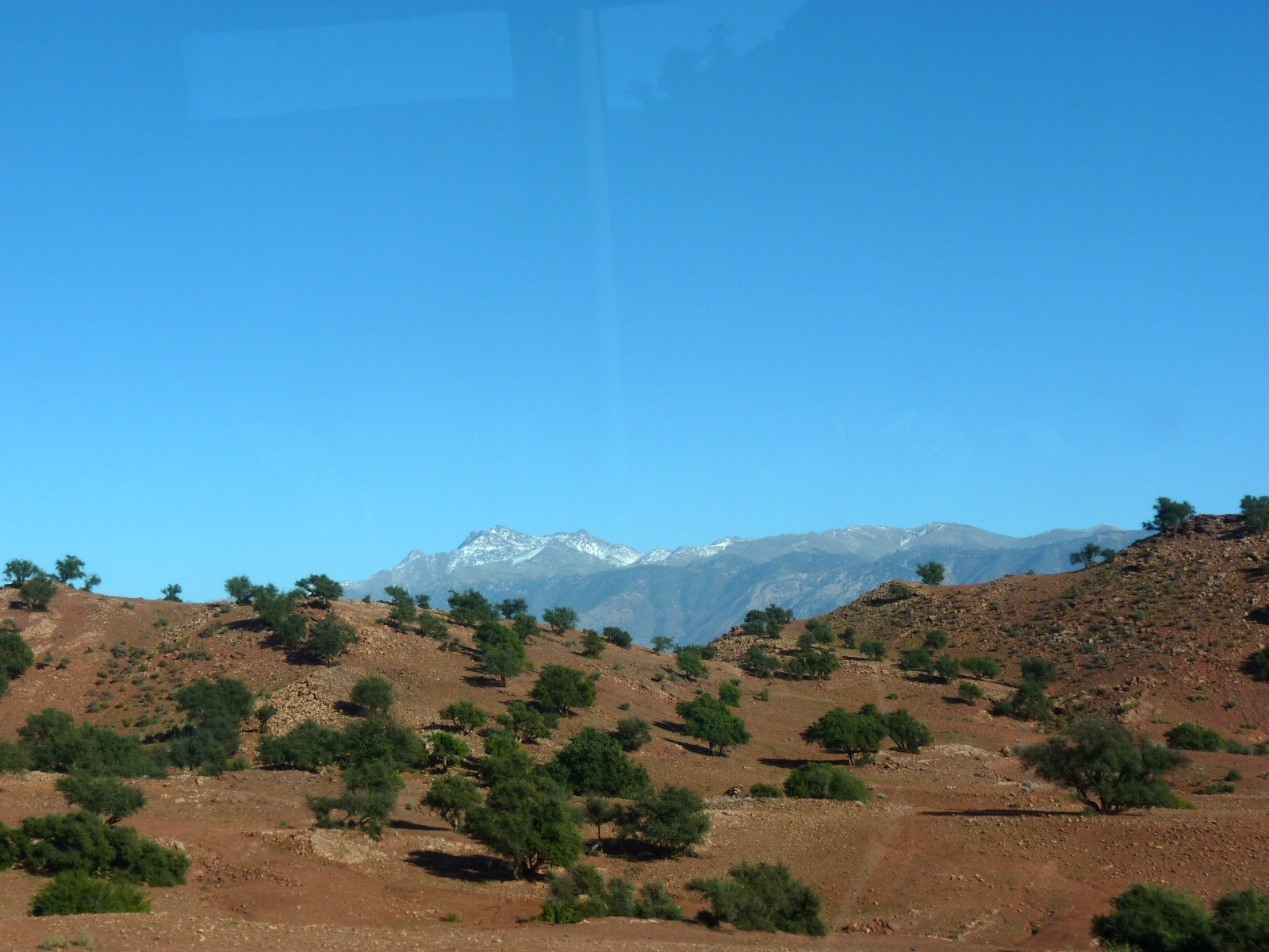 On the way to Marrakesh