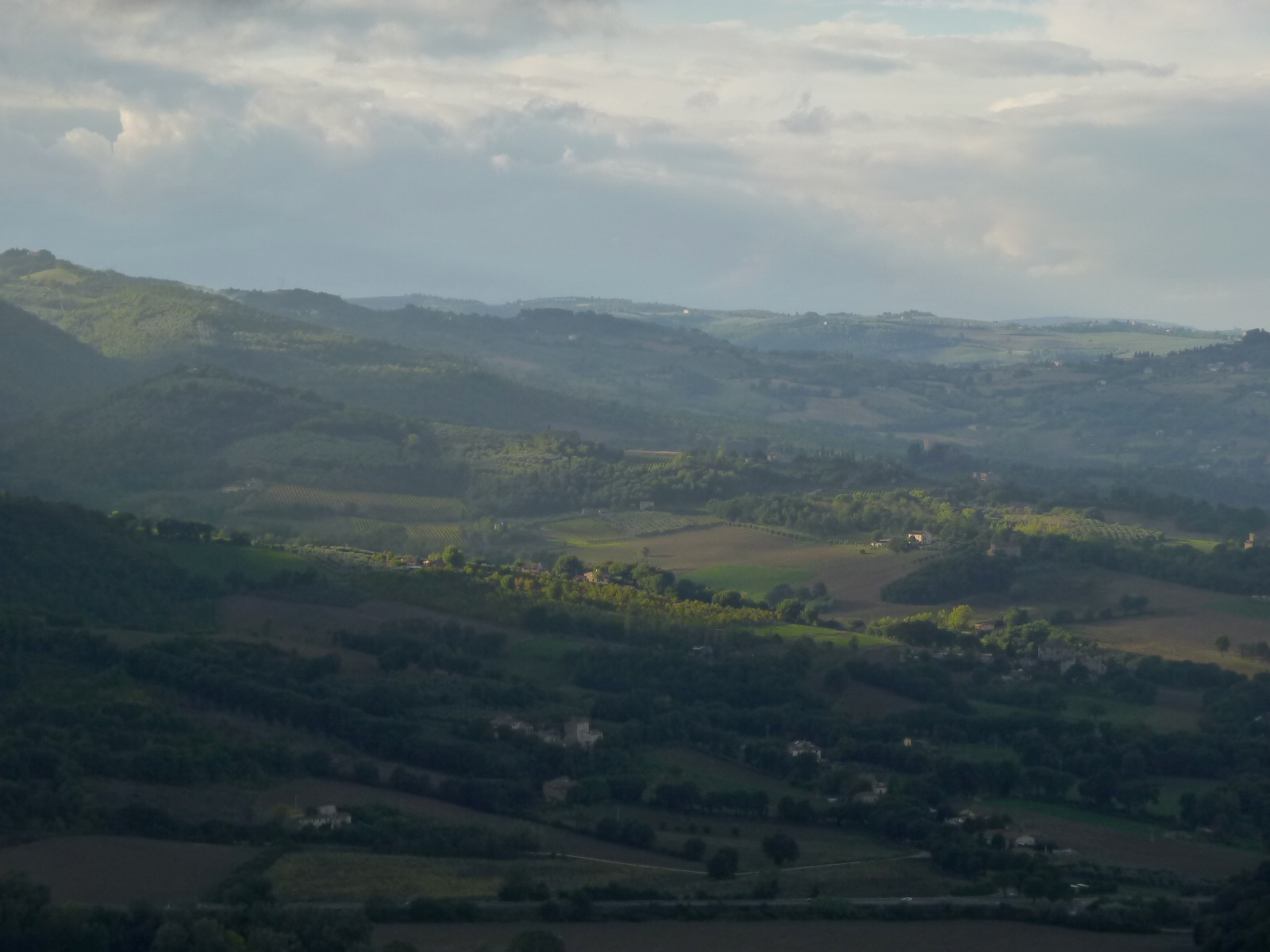 Umbria light