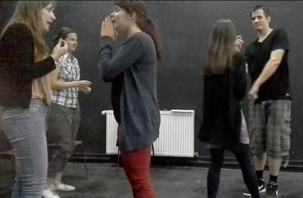 COLLECTIVE MUSIC THEATER EXCERCISES WITH SOUNDPAINTING GESTURES - New study and a video is published in Hungarian in the online edition of the music-pedagogy magazine.