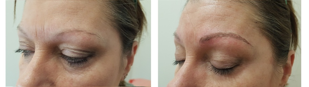Eyebrow Feathering Melbourne