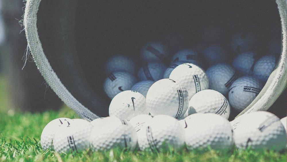 golf scrambles -