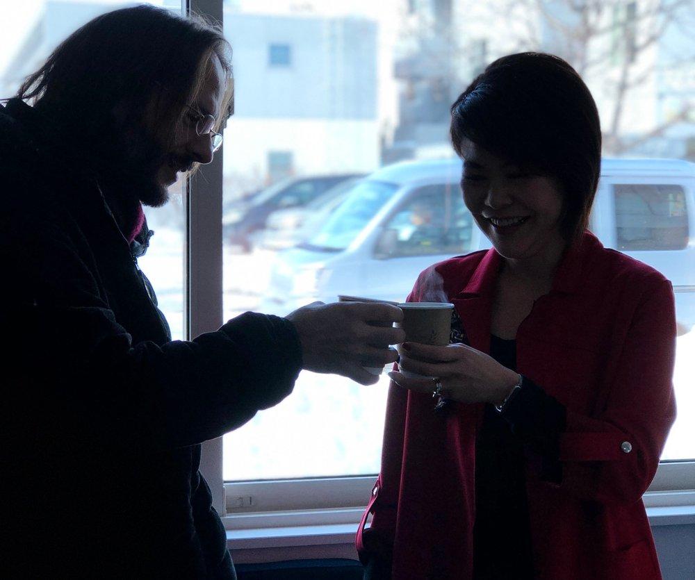 オフィス がコーヒーのいい香りに - ご希望により毎週、異なるお豆が楽しめるご希望によりカップもご提供作る手間、掃除の手間要らず