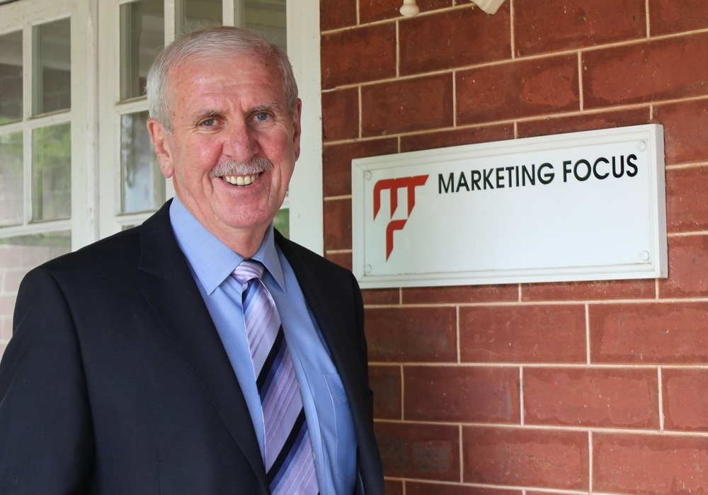 Barry Urquhart, Marketing Focus - Media