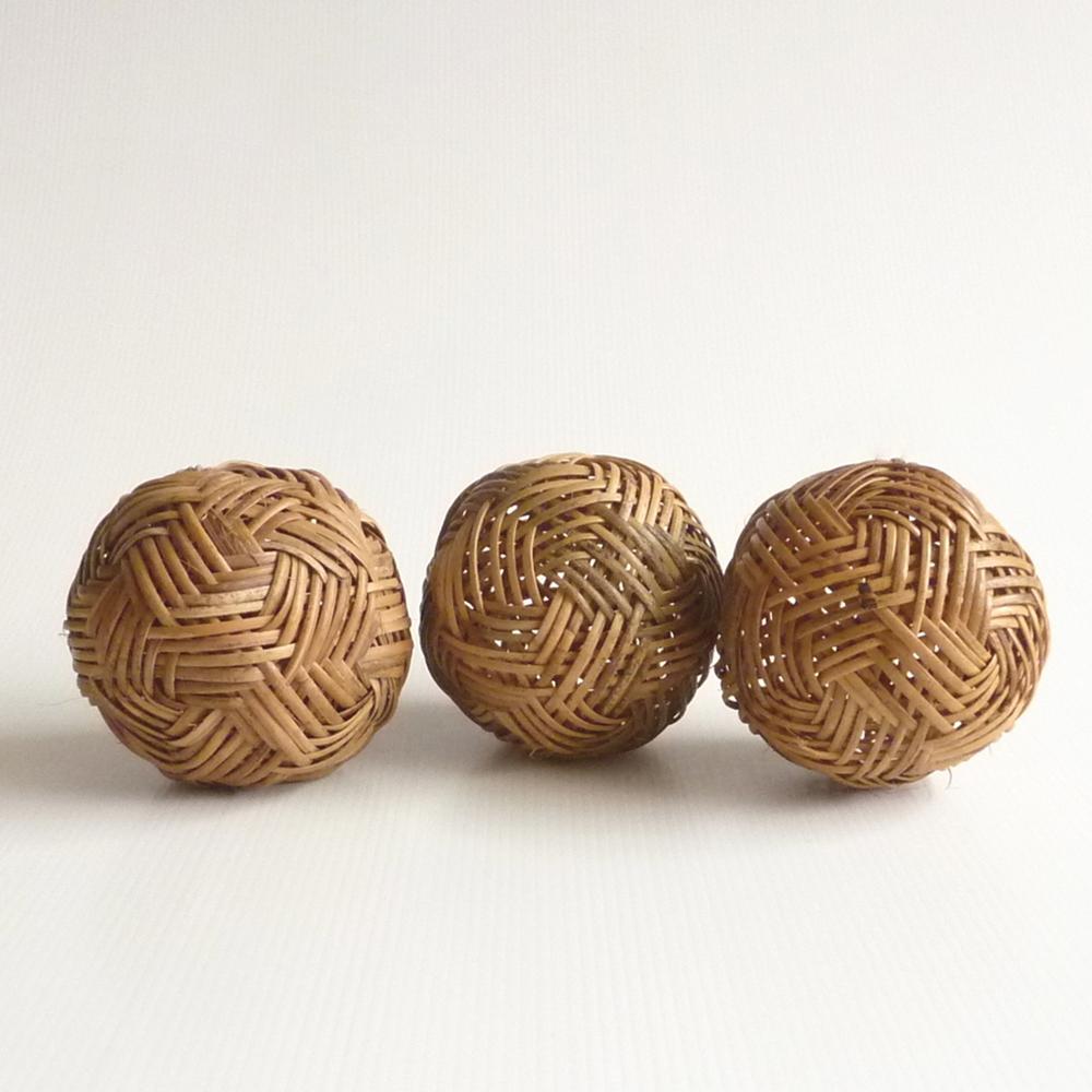 Rattan balls
