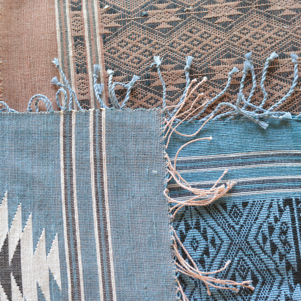Sa mulberry fiber placemats