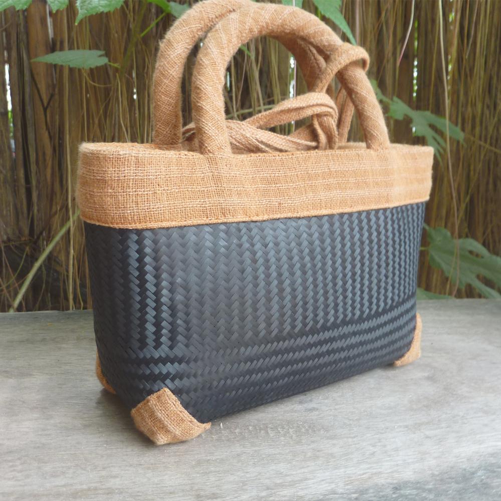 Japanese style bamboo bag