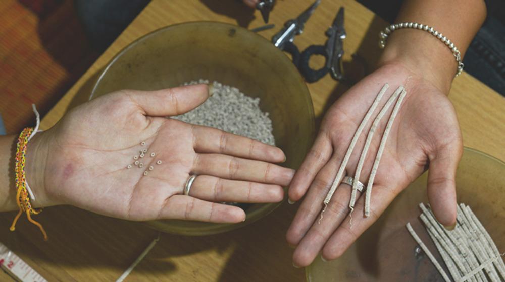 """Différentes tailles de pétales """"dok pi-khune"""""""