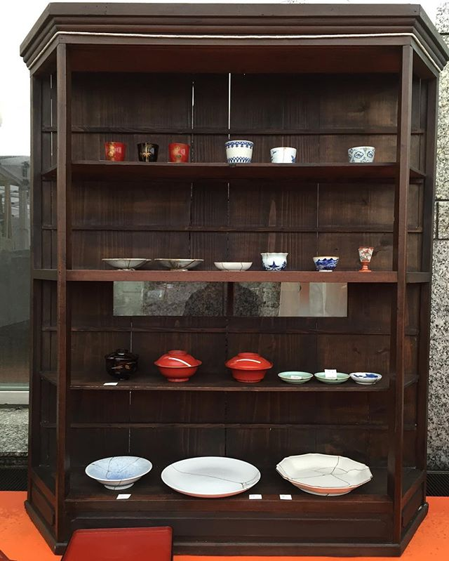 #vintage #craft #furniture #urushi #japanese