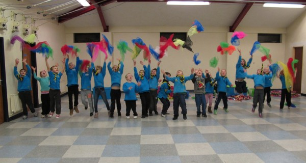 Mr bean Entertainments Circus Workshop Beavers.JPG