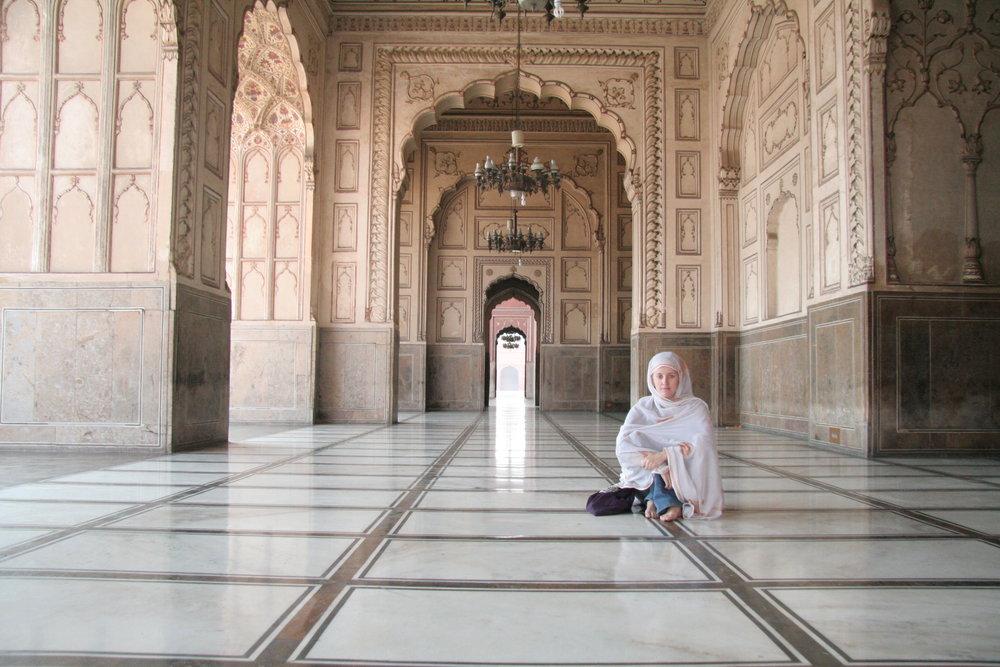 Jamma Masjid - Lahore