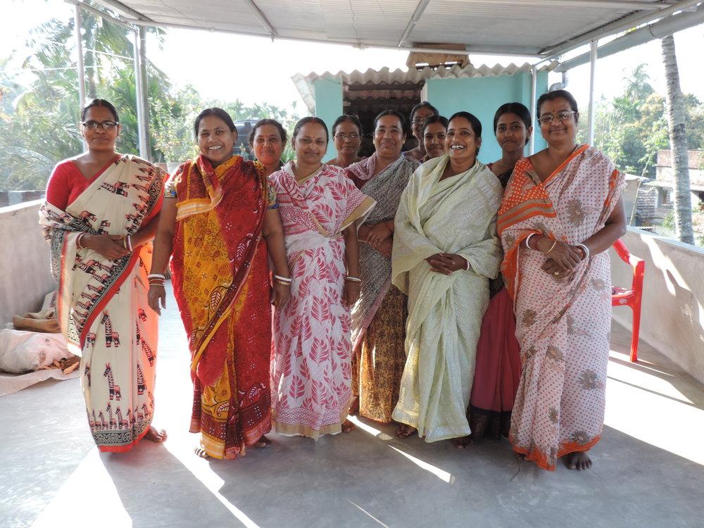 Kantha Artisans - West Bengal