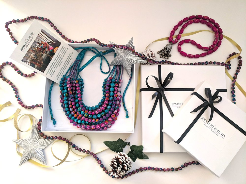 We've Got Christmas All Wrapped Up! - Stress-free Christmas shopping - ready wrapped gifts to your door!