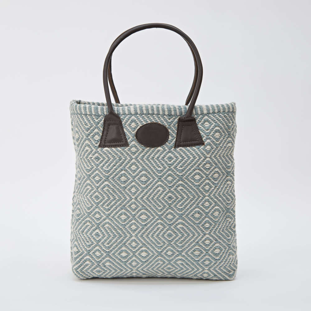 Provence tote Teal .jpg