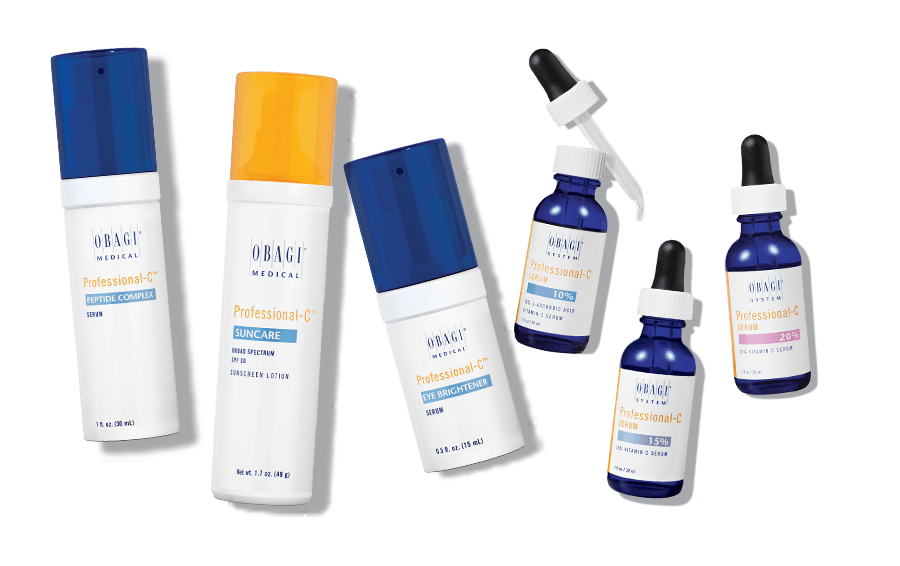 OBAGI SKIN CARE - The full OBAGI range is available to purchase at our Brighton clinic.OBAGI prescription (POM) skincare products are also available following a full medical consultation & face-to-face skin health assessment in clinic.