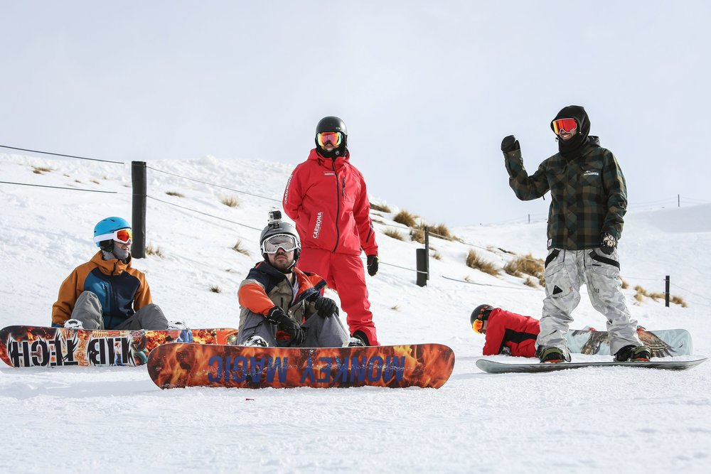 Queenstown, NZ - 'The action sports capital of the southern hemisphere'Ride up to four of New Zealand's best mountains, professionally hosted and coached during the day with dinners and pub crawls in the evening and a smorgasbord of extras!