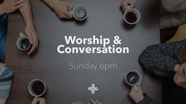This Sunday evening we gather for Worship & Conversation. • This month the topic of conversation will be; mental health. These evenings will begin with space for worship through music, a short introduction of the topic for discussion, and then we'll open the Origin coffee bar so we can get the conversation started over a coffee, tea and maybe some treats! • So often we limit our gatherings to statements and information transfer from a platform and a celebrity preacher, or guru! We have forgotten how to learn and work things out with others. How to listen. How to share our story. We want to create space to learn this. Each month we'll present a different topic, and each month we'll have the space to sit with others, share our thoughts, agree and disagree, ask questions and dream of better ways. • Everyone is invited. 6pm. @originspace Sunday 18th Feb. • #church #conversation #worship #churchasfamily #love #coffee #mentalhealth #other #stories #together