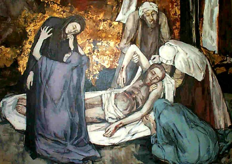Chapter 32c - Doubt. Darkness. Despair.(Holy Saturday)
