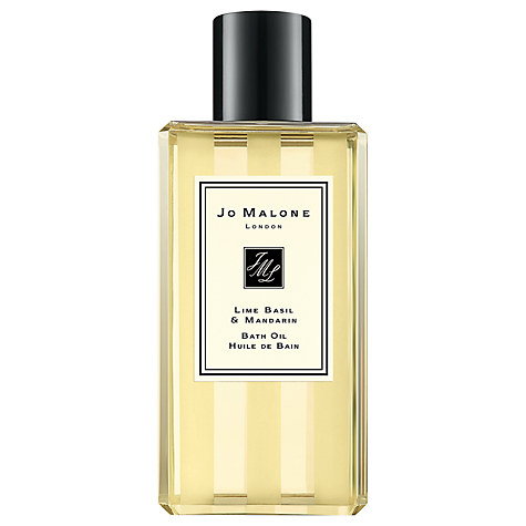 Jo Malone Lime Basil & Mandarin Bath Oil 30ml £17