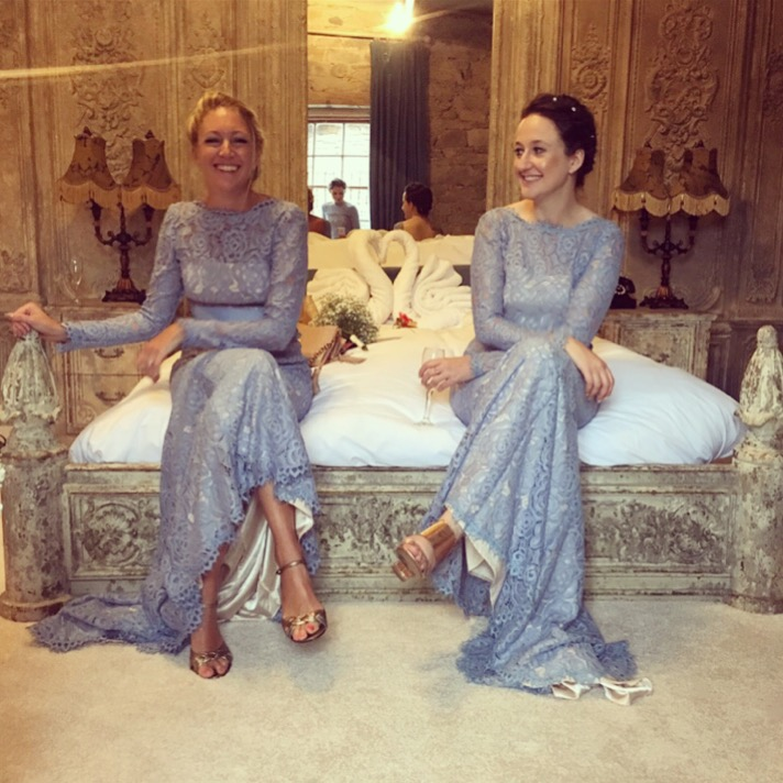 Sophie & Aisling, goddesses.