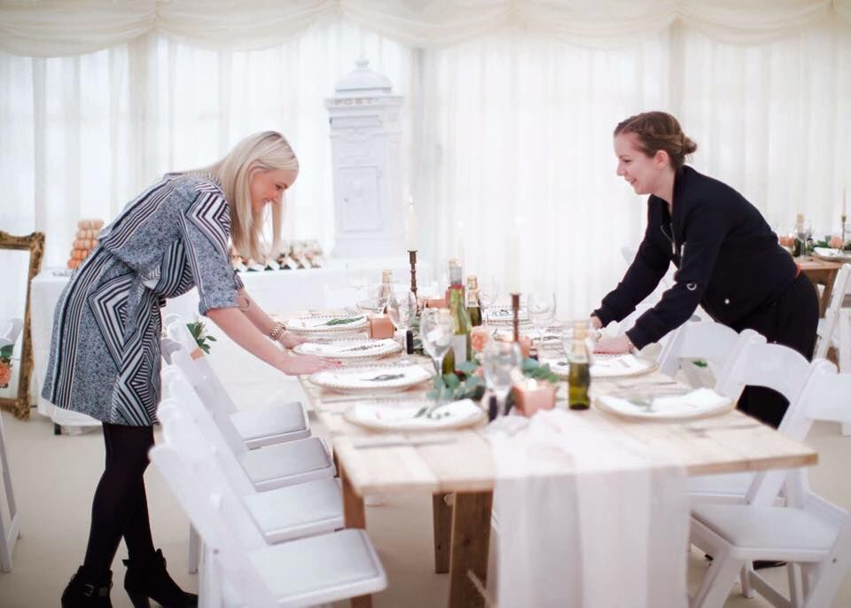 Wedding Planners & Styling