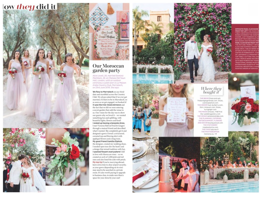 Brides Magazine - May/June 2019