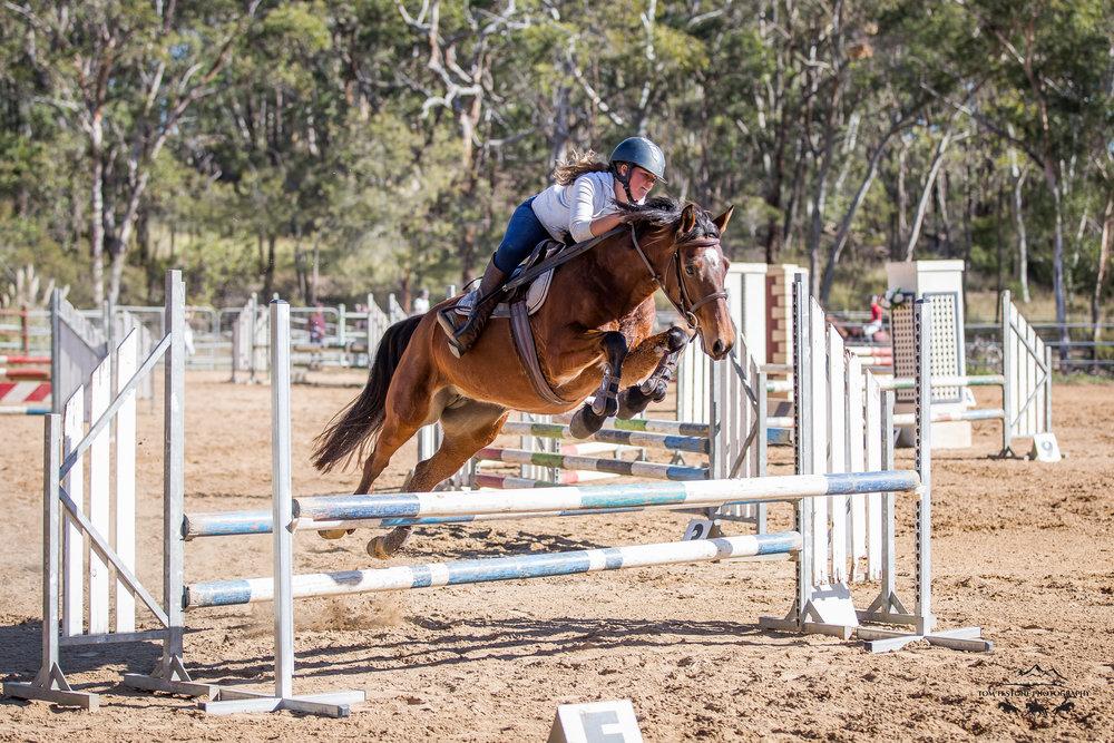 Bernadat Equestrian Showjumping Comp July 2018