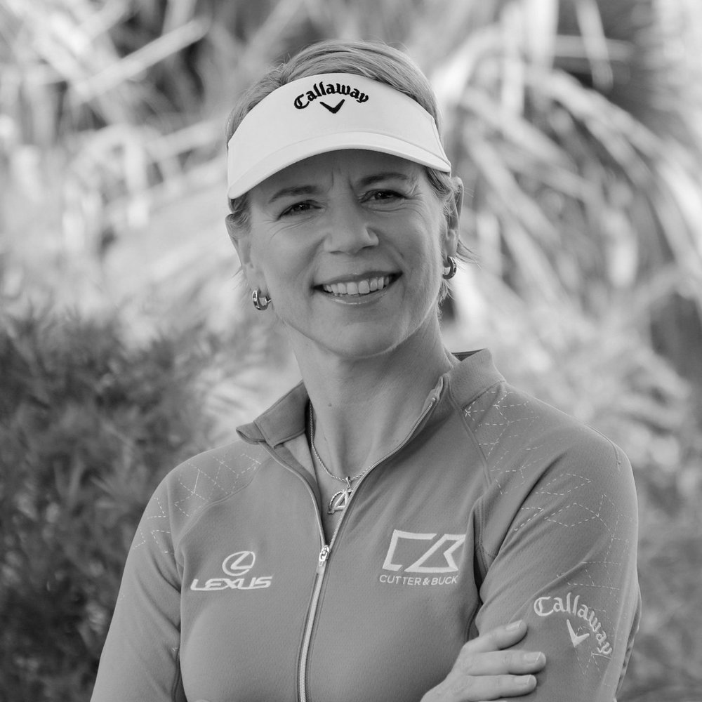 Annika Sorenstam 72 Time LPGA Tour Winner & 10 Time Major Champion