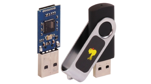 USB RUBBER DUCKY DELUXE