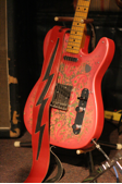 elecaster in Pink Paisley