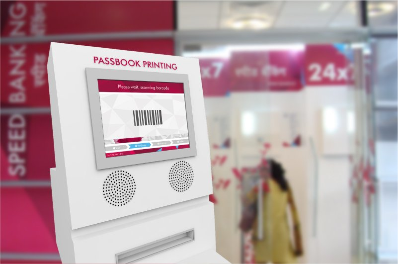 PASSBOOK PRINTING EXPERIENCE