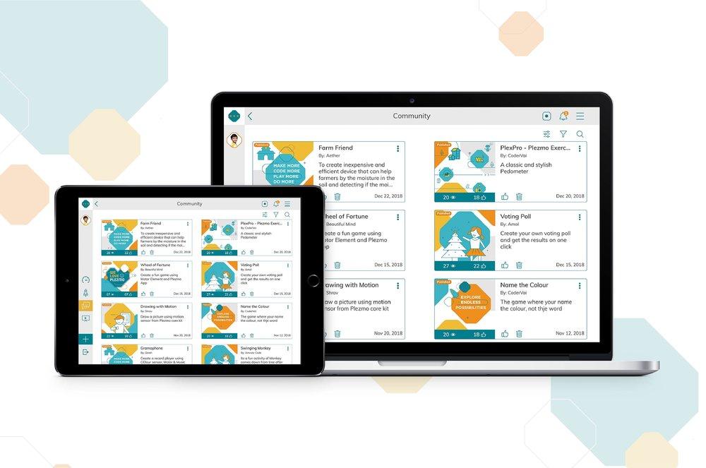 Plezmo App_Interaction Design, UX-UI Design_Elephant Design, Pune, Singapore_4.jpg
