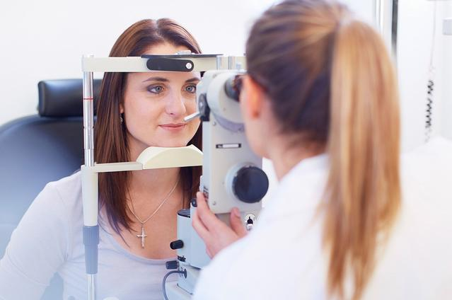 Getting your eyes checked on a regular basis is one way to help prevent glaucoma.
