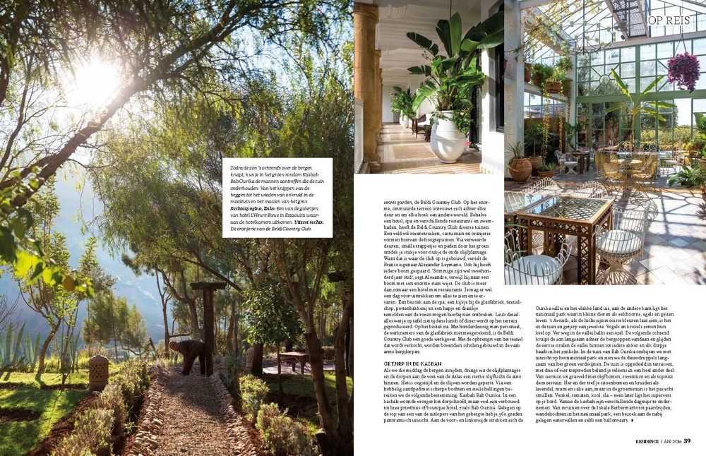 Residence Magazine Page 5