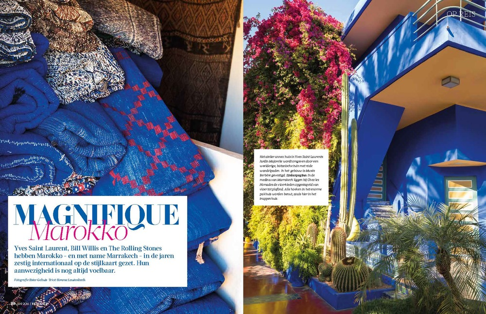 Residence Magazine Page 1