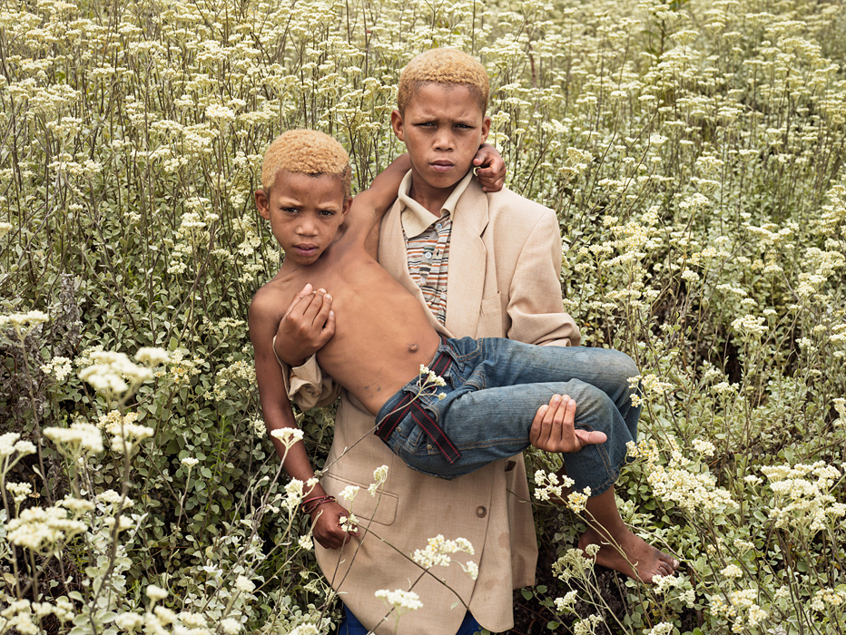 Portrait #16, South Africa,  2016, from the series  1994  by Pieter Hugo