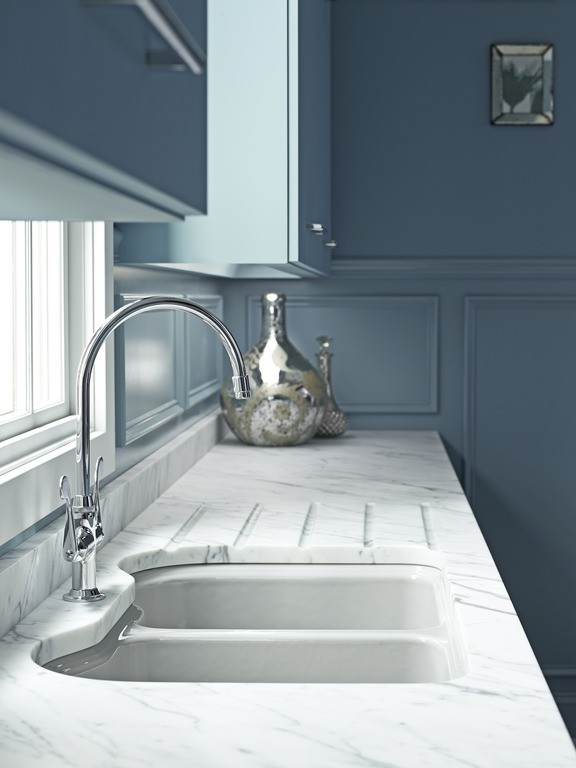 Essex Kitchen Faucet 8762, Hartland Kitchen Sink 5818