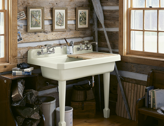 Sinks, Tubs & Faucets