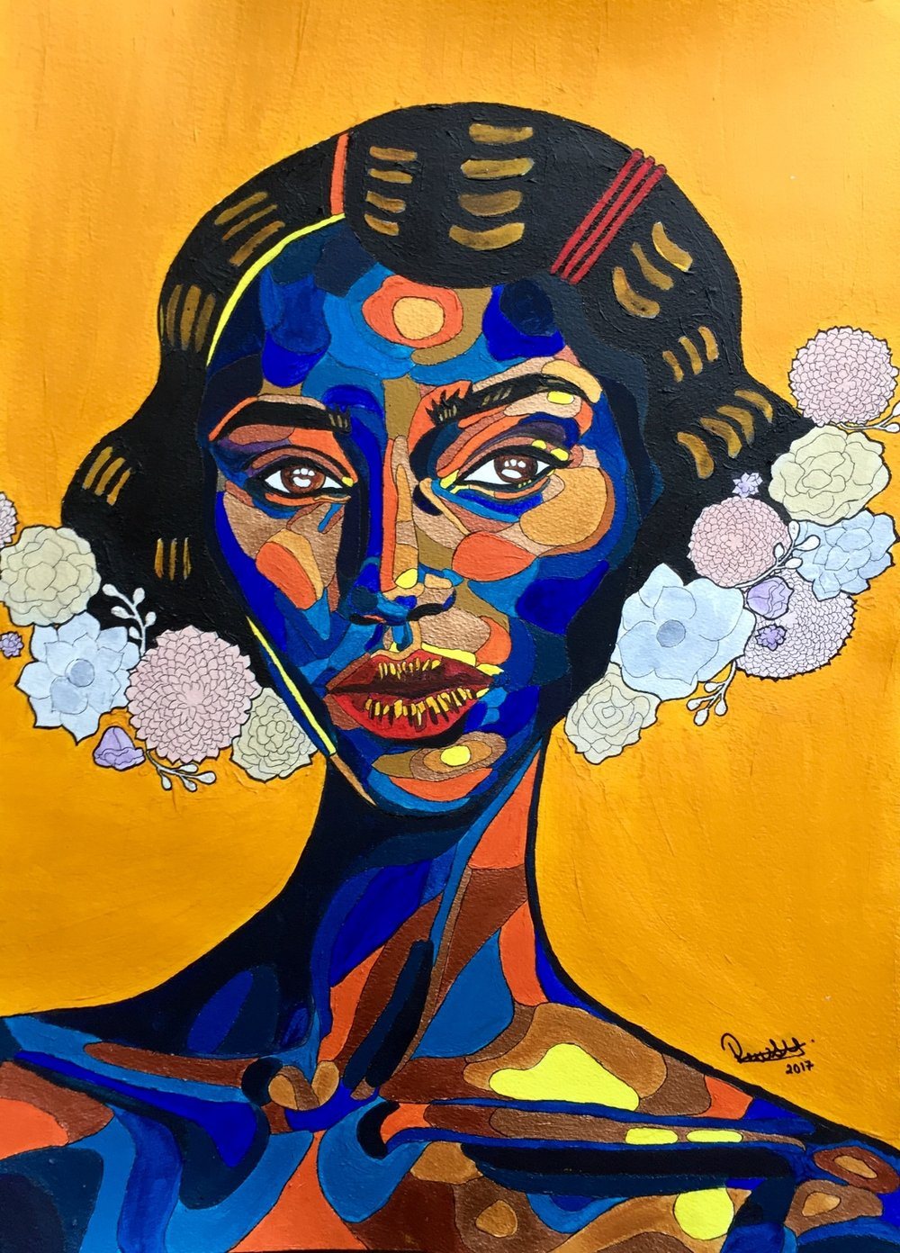Eziamaka   THE GOOD PATH IN LIFE (THE PLACE YOU WENT TO WAS GOOD)  She embodies peace, good health and wealth