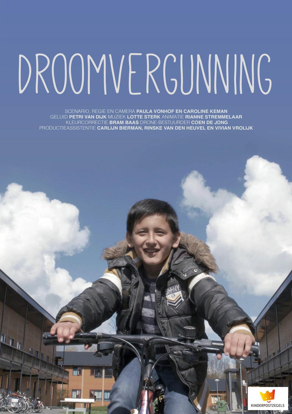 Poster Droomvergunning