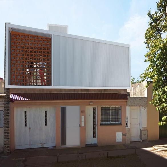Ampliación Casa PG