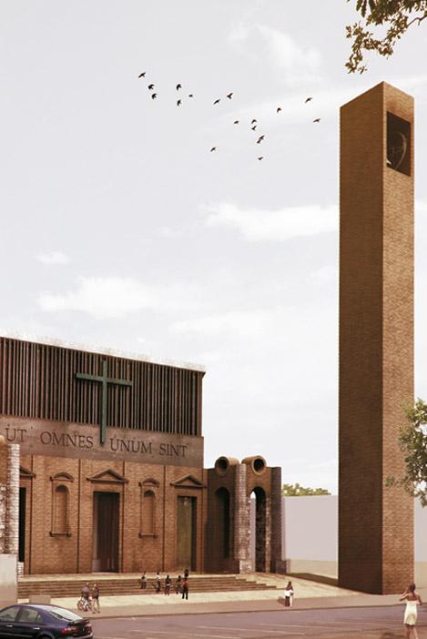 Nueva Catedral Santa Fe